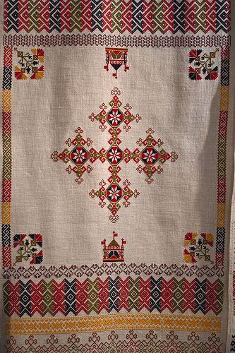 Needlework, Evjutunet utstilling bunad