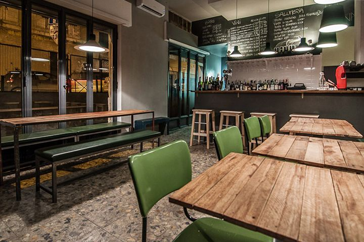 Il Mammut bar by Davide Coluzzi bar