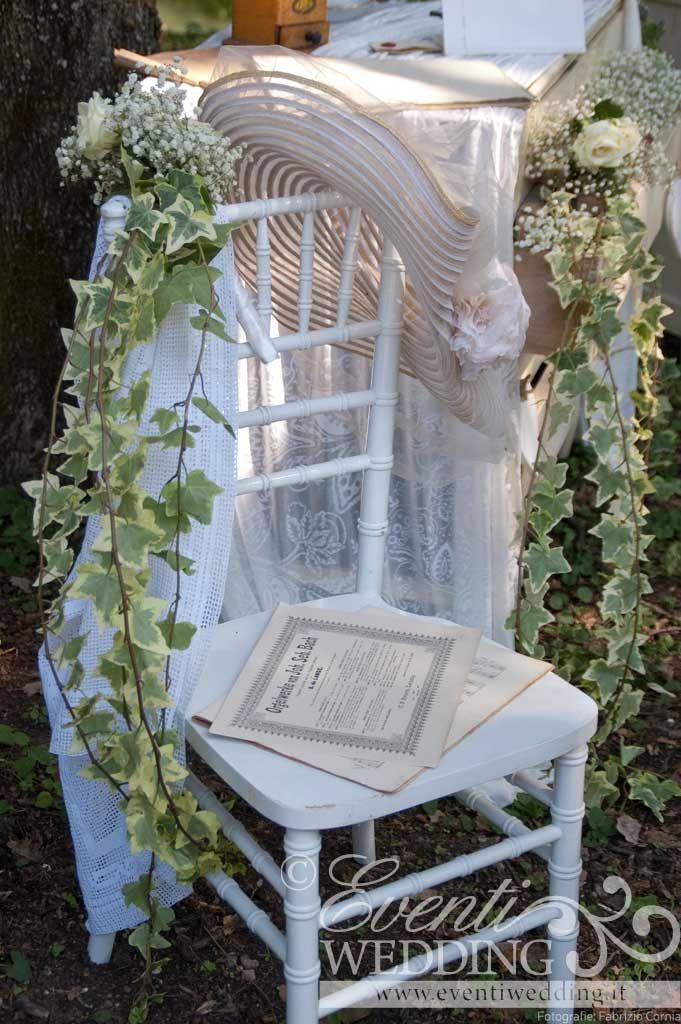 Dettagli tableau mariage Country Chic
