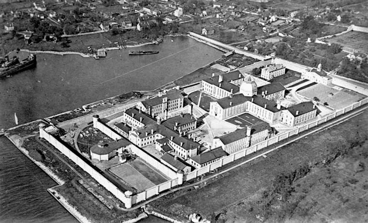 Genealogy Canada: Kingston Penitentiary inmate mug shots