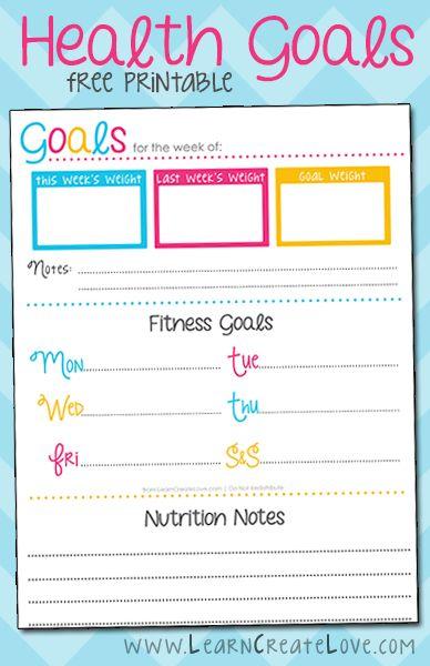 exercise diary