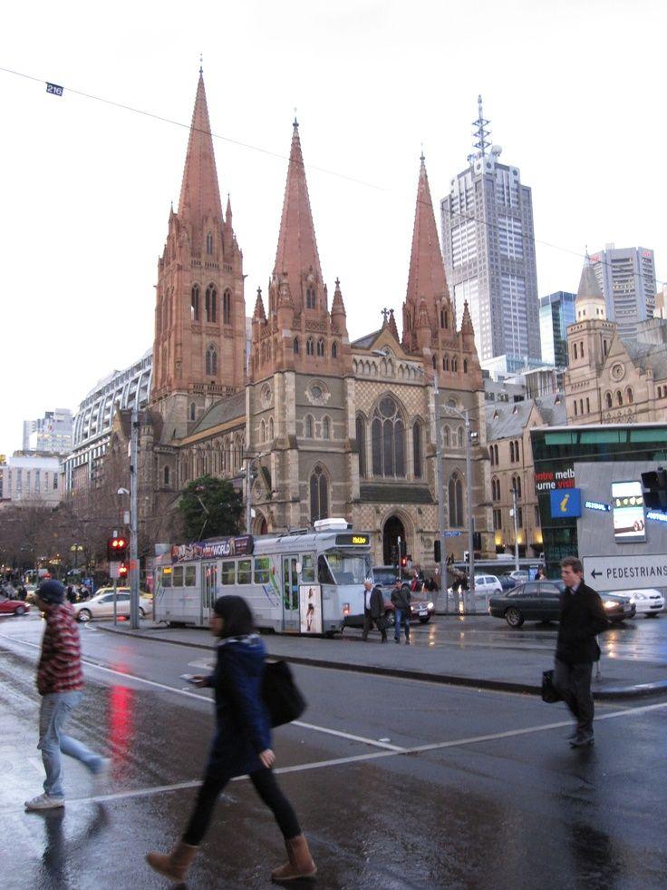 ♥  Melbourne, Victoria, Australia | Beautiful Places Around The World