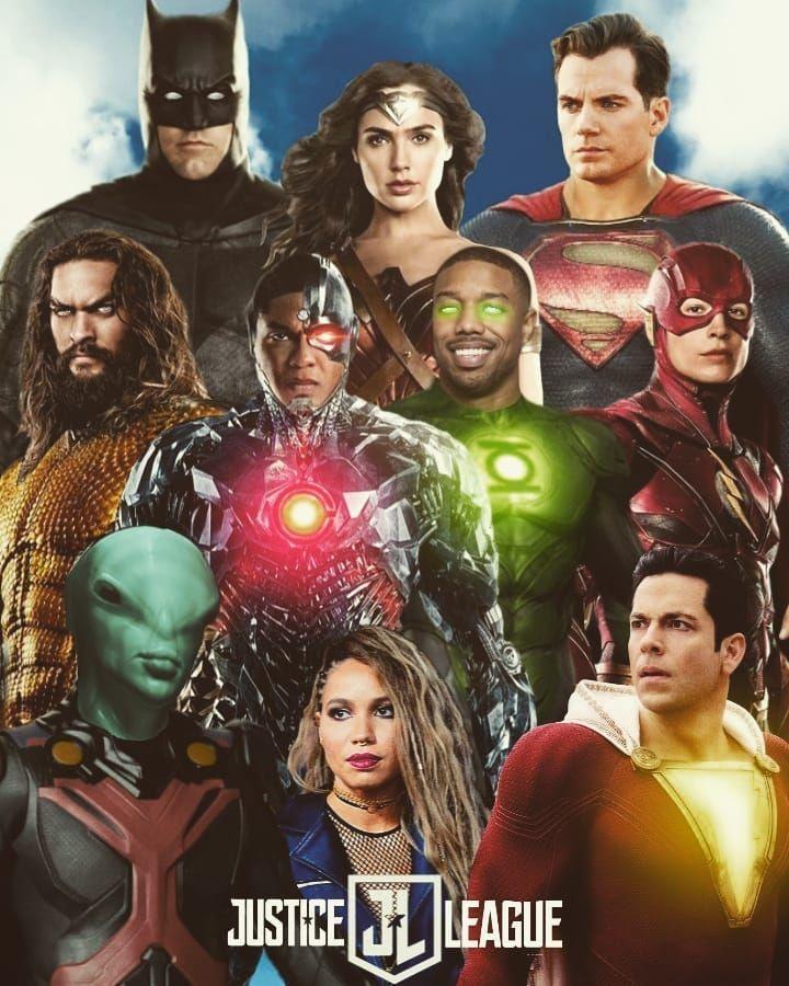 Marvelocity Art บน Instagram Justice League 2 Justiceleague Snydercut Releasethesnydercut Justiceleaguesnydercut Justiceleague2 Justic แฟนพ นธ แท