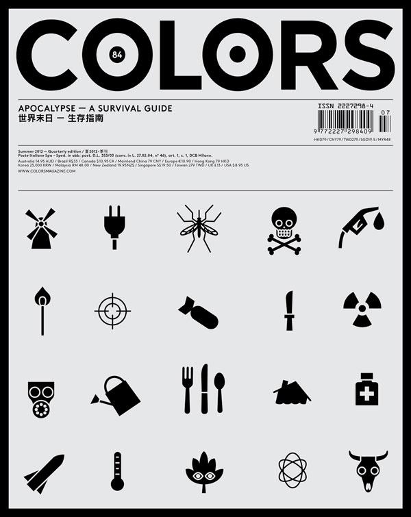IdN™ Books® — COLORS 84: Apocalypse