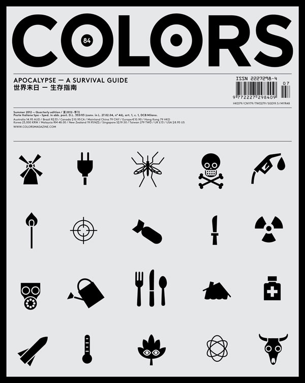 IdN™ Books® — COLORS 84: Apocalypse