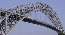 Bayonne Bridge   New Jersey