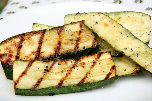 Grilled Zucchini | Recipe
