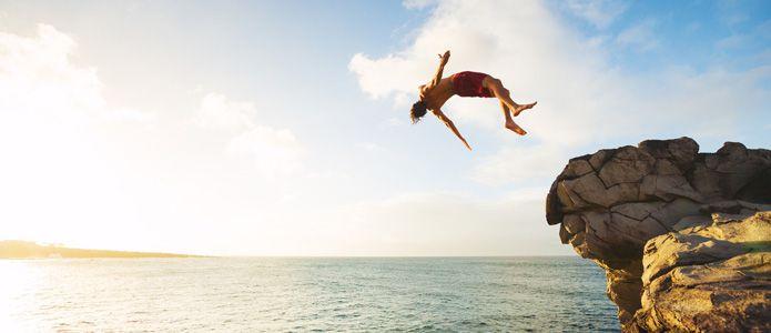 Immer mehr Deutsche widmen sich in ihrer Freizeit Extremsportarten