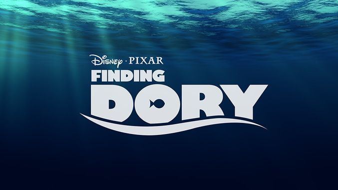 Finding Dory - the sequel to Finding Nemo will return to the big old blue in November 2015. Mark your calendars now!