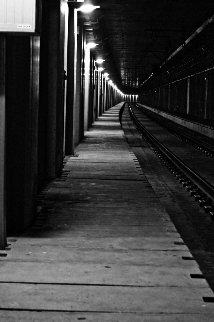 Tunnel by Boguc on 500px