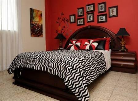 17 mejores ideas sobre Dormitorios Rojos en Pinterest ...