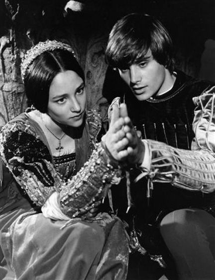 Zefirelli's Romeo & Juliet    this is an excellent movie, even if Juliet does at times look like she has massive boobs.