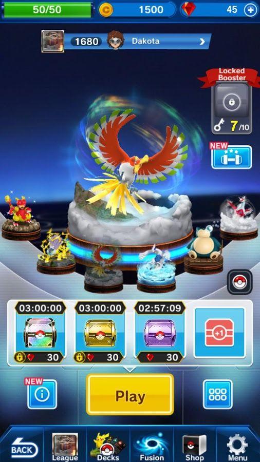 Pokémon Duel - Google Play Store Top Apps   App Annie