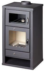Kaminofen-Deluxe-F-mit-Backfach-von-ST-AD-11-3-kW-fuer-Holz-und-Kohle-geeignet