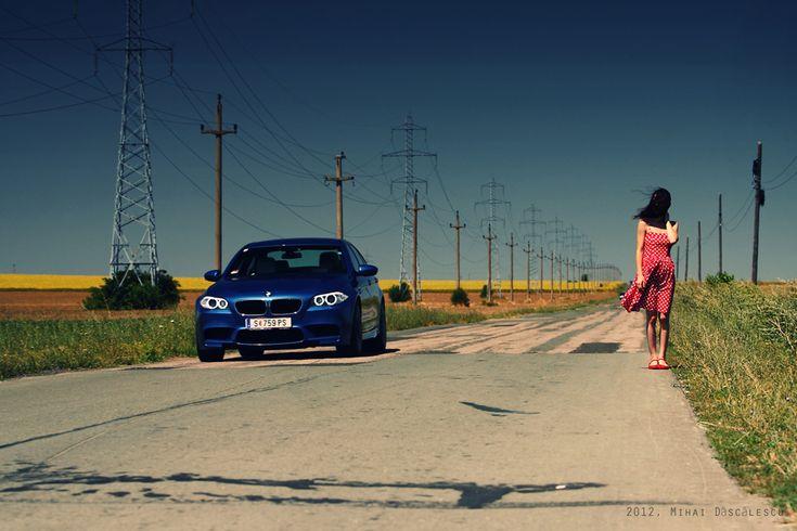 BMW M5 (  Mihai Dăscălescu / Mediafax Foto  )