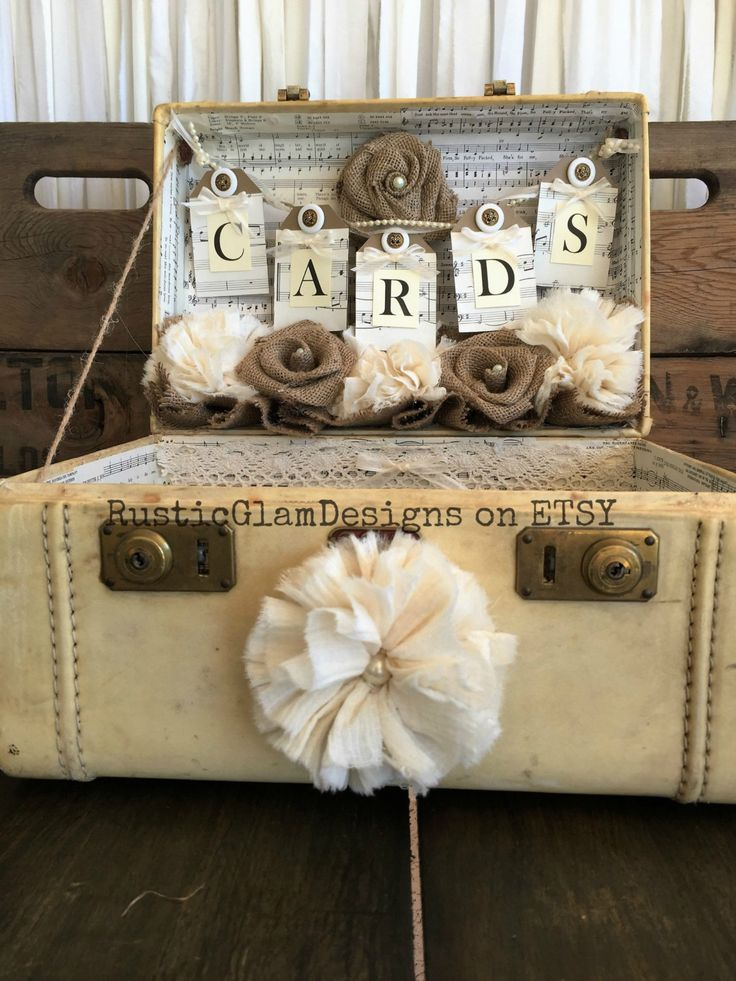 The 25  best Wedding card suitcase ideas on Pinterest | Suitcase ...
