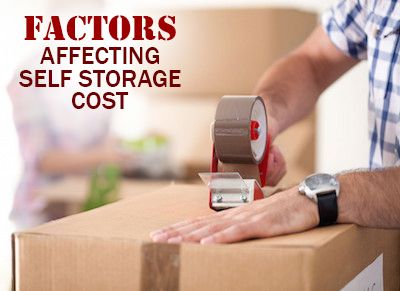 Conversely, due to competition in the self-storage industry, promotions and deals are made available. You might even be surprised at how low your own self storage cost quote can go. Know the factors that can affect self storage cost!