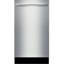 "Bosch SPX5ES55UC 18"" Built-In Dishwasher with Multi-Function LED - small spaces $900"