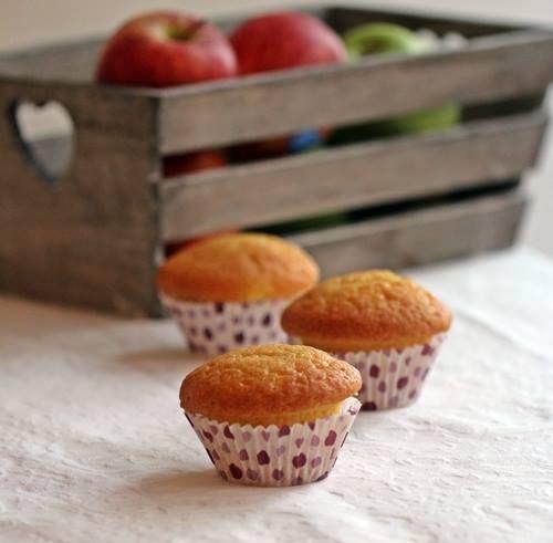 muffins alle mele e cannella