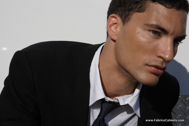 G Q French Male Model Agencies Fabrice Calmels