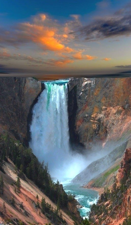 Yellowstone National Park  is a United States National Park and a UNESCO World Heritage Site. It was the world's first national park,