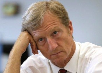 ThinkProgress Claims It Didn't Try To Torpedo Climate Scientist's Career  Tom Steyer Tom Steyer  ThinkProgress's editor in chief pushed back against claims he coordinated efforts to take down a climate scientist who had previously written pieces critical of global warming.