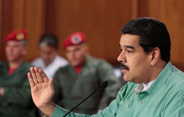 Venezuela. Maduro passa a nomear governador do banco central