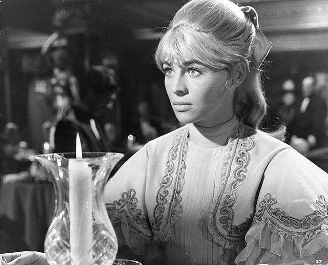 julie christie in doctor zhivago, 1965