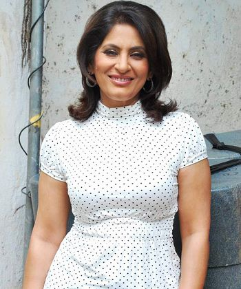Archana Puran Singh content with Comedy Circus!