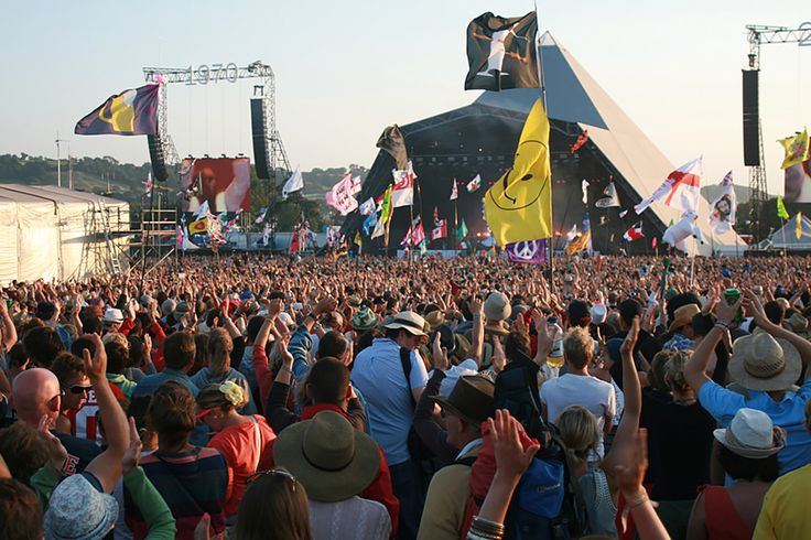 Glastonbury is perhaps most famous for the Glastonbury Music Festival, which dates back to 1970 when it was founded and funded by upper-class hippies Andrew Kerr and Arabella Churchill as the Pilton Pop, Blues, and Folk Festival. There's still a strong vein of New Age and Neopagan culture running through this city today!