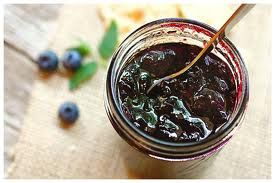 Homemade Blueberry Jam (In Minutes!)   Moving Bodies, Changing Minds