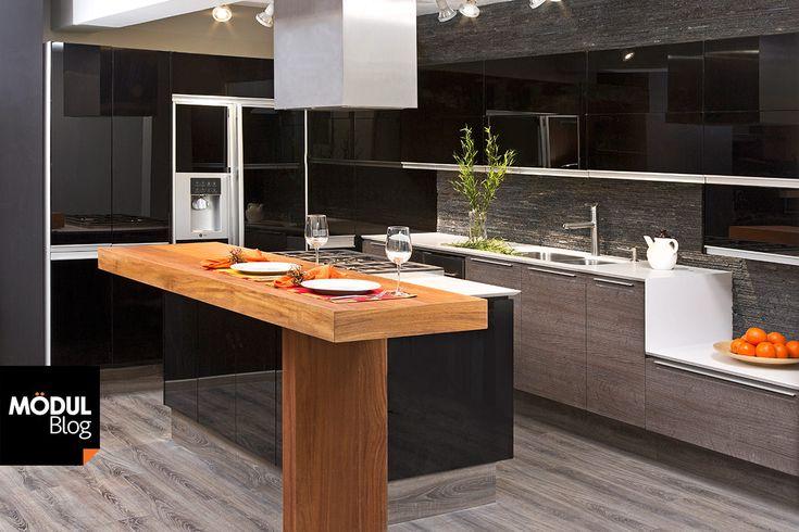 Las 25 mejores ideas sobre cocinas integrales for Cocinas integrales modernas para espacios pequenos