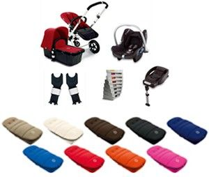 Bugaboo Cameleon Package Deal
