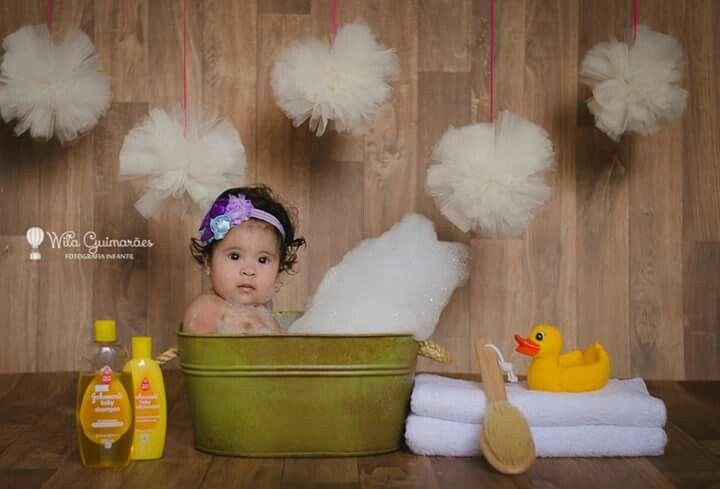 Banho de princesa. #fotografia