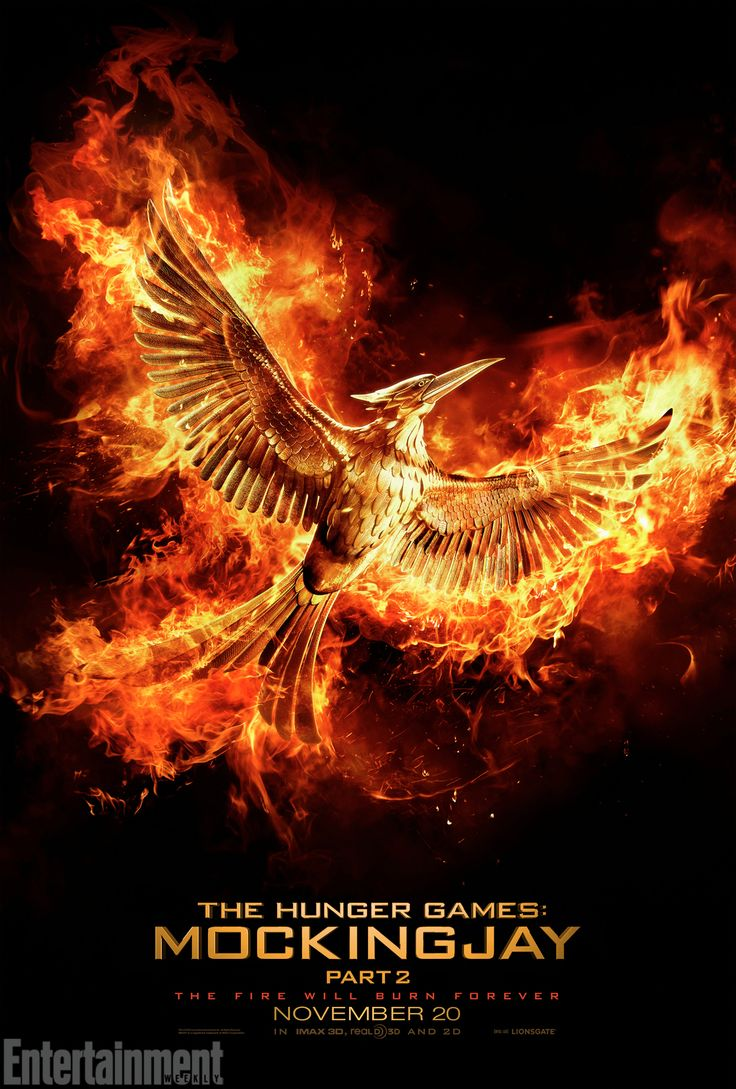 'The Hunger Games: Mockingjay -- Part 2' teaser poster: See it here exclusively | EW.com