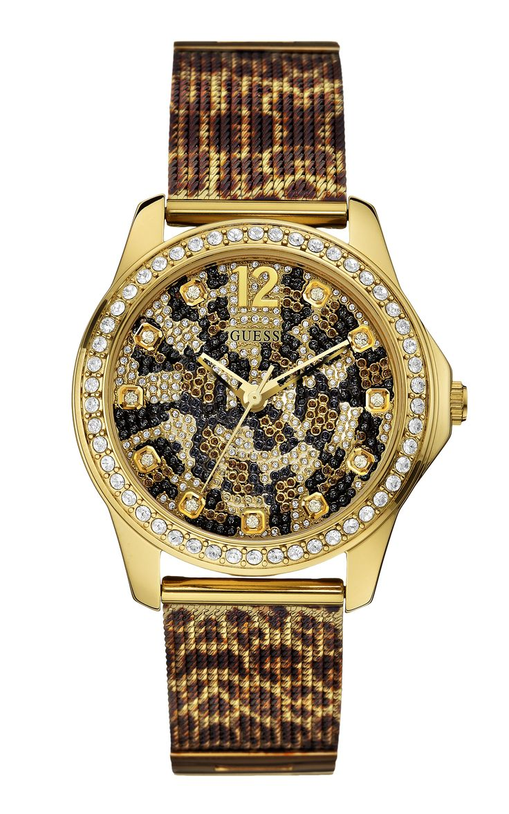 #Guess watch from Pascoes @WestfieldNZ #boldprints