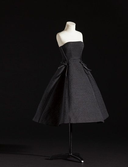 """Christian Dior in Miniature 2013 """"As part of the Dior at Harrods exhibition the talented Dior Haute Couture ateliers have taken a break from constructing the next collection to recreate some of the most iconic dresses from the Dior archives - in miniature."""""""