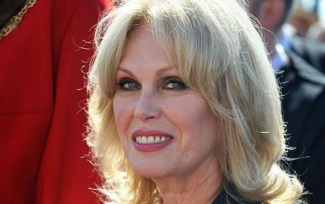 Joanna Lumley: 'old crones' should not be offered lead roles