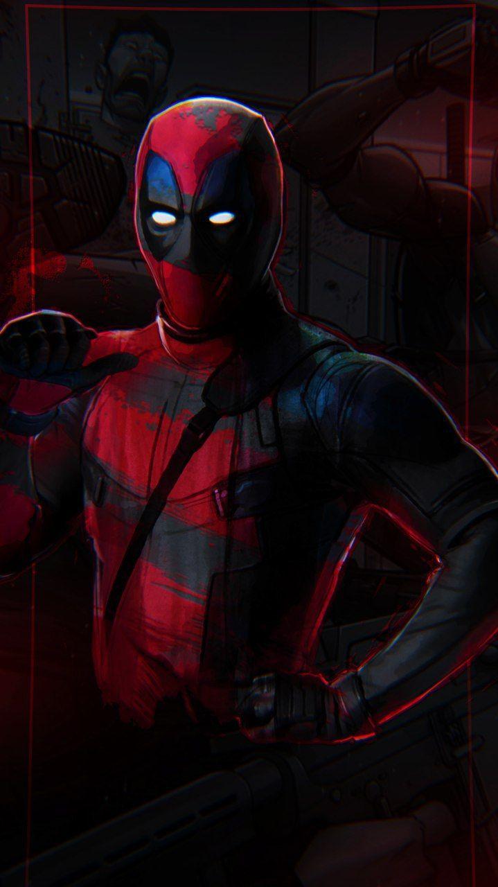 Deadpool Dark Iphone Wallpaper In 2020 Joker Iphone Wallpaper Deadpool Wallpaper Iphone Wallpaper Sky