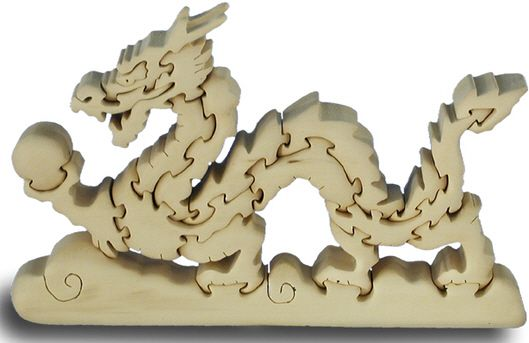 dragon   http://www.craftypuzzles.com/jigsaw_puzzles.htm