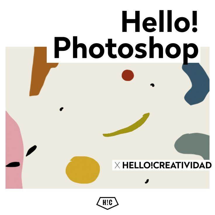 Empieza a crear carteles y a diseñar con el ordenador con nuestro #curso de #Photoshop #online.