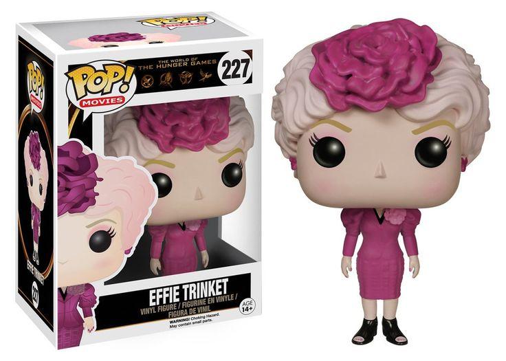 POP! Movies: The Hunger Games - Effie Trinket