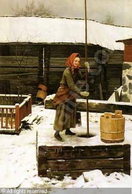 Fredrik Ahlstedt (1839-1901) - Finland