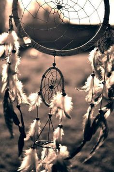 dream catcher black and white photography - Google Search