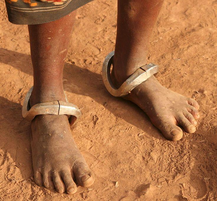 "India   ""Tribal feet"".  Dhuruba tribal people at Siribeda village. Orissa   ©Walter Callens"