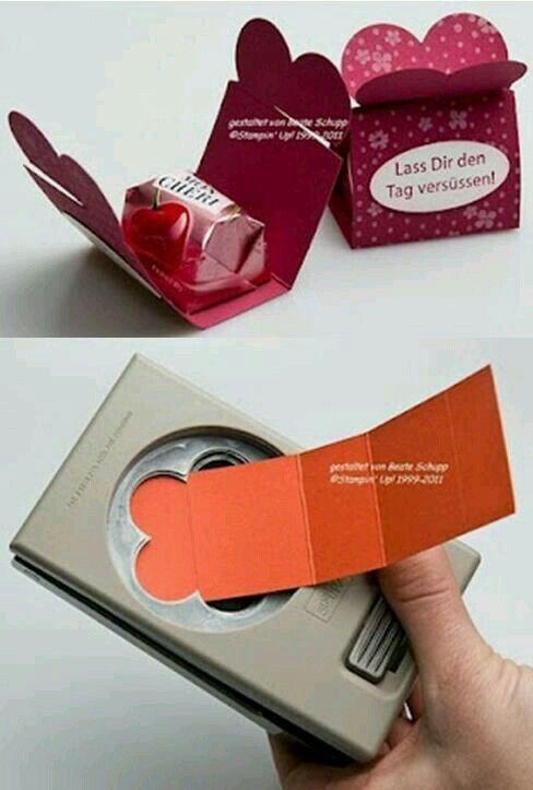 Gift in awrapper box