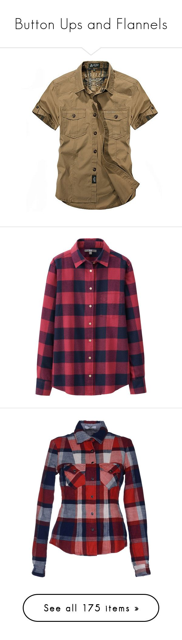 """Button Ups and Flannels"" by aj-the-creepypasta ❤ liked on Polyvore featuring men's fashion, men's clothing, men's shirts, men's casual shirts, mens sport shirts, mens long sleeve casual shirts, mens short sleeve dress shirts, mens cotton shirts, mens long sleeve collared shirts and tops"