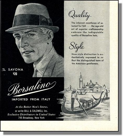 #BORSALINO: The Savona Hat #savonahat