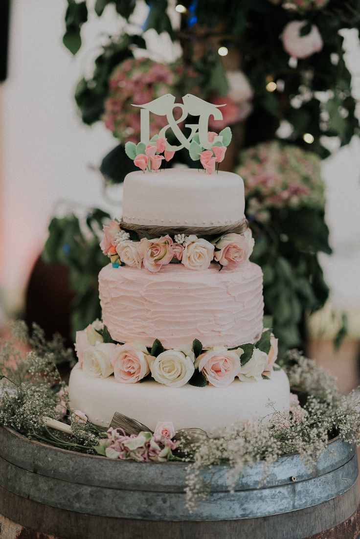 Quick and easy wedding cake recipe