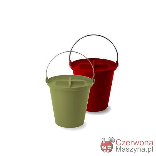Kosze na śmieci Authentics H2O - 13 l - CzerwonaMaszyna.pl
